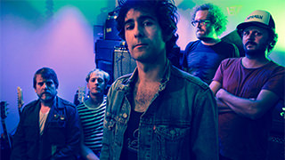 Blitzen Trapper at ArtsRiot, Burlington, United States