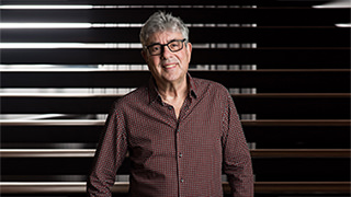Graham Gouldman at Pleasance Theatre, Edinburgh, United Kingdom