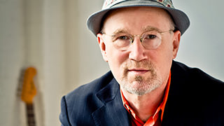 Marshall Crenshaw at Wonder Bar, Asbury Park, United States