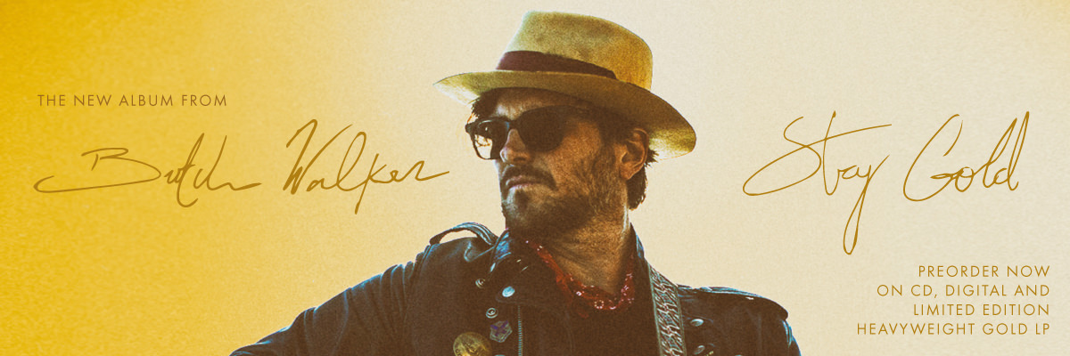 Butch Walker's novo álbum Stay Gold