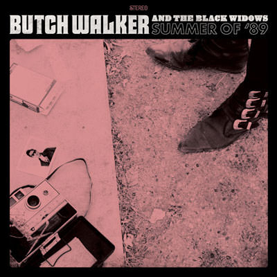 Lojinx LJX033 - Butch Walker & The Black Widows - Summer of '89