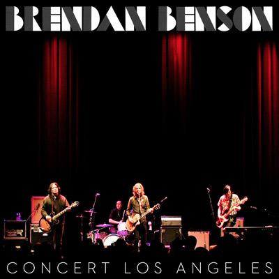 LJX042 - Brendan Benson - Concert Los Angeles