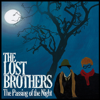 Lojinx LJX048 - The Lost Brothers - The Passing Of The Night