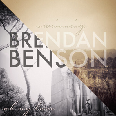 LJX054 - Brendan Benson - Swimming / Oh My Love