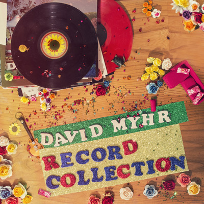 Lojinx LJX078 - David Myhr - Record Collection EP