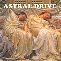 Astral Drive - Water Lilies