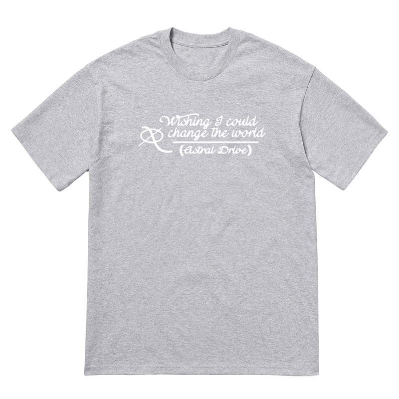 Wishing I Could Change The World (Download + Tee)